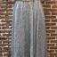 ชุดเดรสแฟชั่น พร้อมส่งNancy Luxury Grey Silver Dress thumbnail 6
