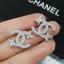 พร้อมส่ง Chanel Brooch & Earring เข็มกลัดและต่างหูเพชรชาแนล thumbnail 5
