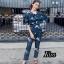 เสื้อผ้าแฟชั่นเกาหลีพร้อมส่ง Jumpsuit สวยลงตัวในชุดเดียว thumbnail 1