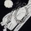 พร้อมส่ง Chanel Bracelet & Necklace สร้อยข้อมือชาแนล + สร้อยคอชาแน thumbnail 1