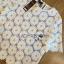 เสื้อผ้าเกาหลี พร้อมส่งเซ็ตเสื้อและกางเกงผ้าลูกไม้ลายดอกเดซี่สีขาว-เหลือง thumbnail 7