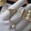 พร้อมส่ง Chanel Pearl Necklace สร้อยมุกเกรดพรีเมียม thumbnail 5