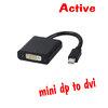 สายแปลง mini Displayport to DVI แบบ Active ใช้งาน3จอขึ้นไป