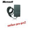Microsoft Surface Pro/Pro 2 adapter ที่ชาร์จ 12V3.6a 48w มีช่องusbด้วย 5v1a ใช้กับRTได้ด้วย แท้ -black