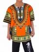 เสื้อลายชนเผ่า เสื้อลายจังโก้ ส้ม