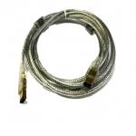 สายแปลง IEEE firewire1394 6P/6P หันใหญ่ไปหันใหญ่ 3m