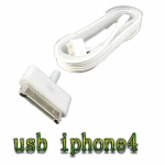 สายชาร์จ iphone4 ipad 2 1.5m สายใหญ่งานแท้
