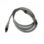 สายแปลง IEEE firewire1394 4P/4Pหัวเล็กไปหัวเล็ก 1.8m