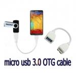 สาย แปลง micro usb 3.0 OTG Highspeed for galaxy note3