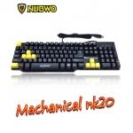 Nubwo Keyboard Gaming Machanical NK-20