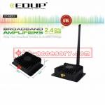 EDUP 8W wifi extender Signal Booster 2.4GHZ 8000mv ขยายสัญญาณwifi