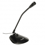 Microphone Genius mic-01a ตั้งโต๊ะ ดูดเสียงดี เสียงชัดเจน ของแท้