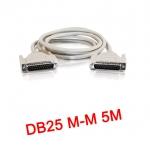 สายParallel Cable DB25 Male to Male 5m