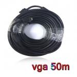 สายจอ VGA m/m 50m 3+6 หัวทอง อย่างดี