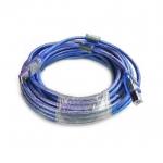 usb printer cable AM BM v2.0 10m -blue