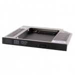 2nd HDD Tray (Caddy) 2.5 SATA hdd for notebook 12.7mm