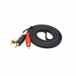rca stereo audio cable jack 3.5mm to 2rca 3m