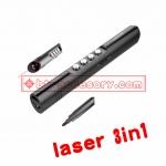 VSON V80 Laser pointer wireless presentation 3in1เป็นปากกาเมจิกด้วย