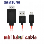 SAMSUNG MHL HDMI CABLE s2 3 4 5 note2 8 tabs