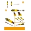 ชุดเครื่องมือ ไขควง 46in1 6093b thumbnail 5