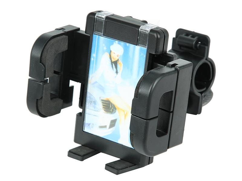 Bicycle Phone Holder ที่วางมือถือจักรยาน -black