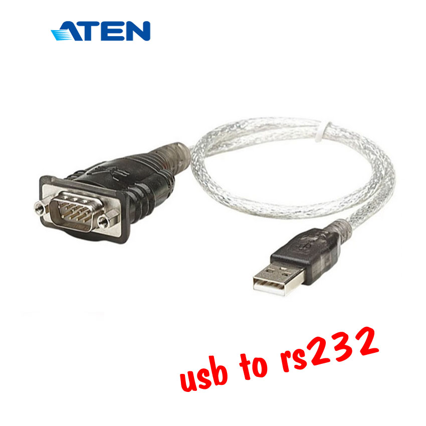ATEN USB 2.0 TO RS232 com1 serial port UC232A