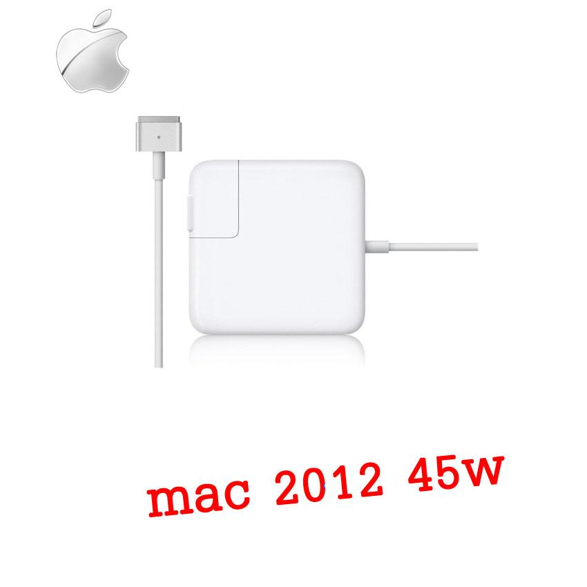 Macbook Magsafe adapterที่ชาร์จ 45w รุ่นใหม่หัวแม่เหล็ก