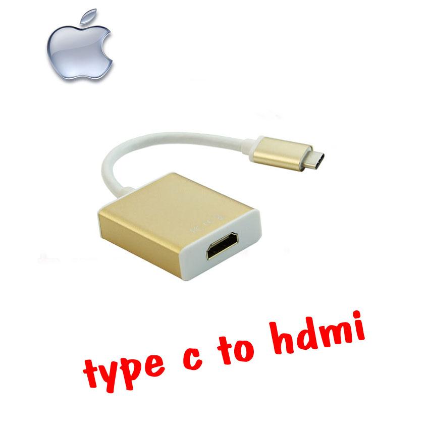 สายแปลงUSB 3.1 Type C to hdmi มีเสียงด้วย