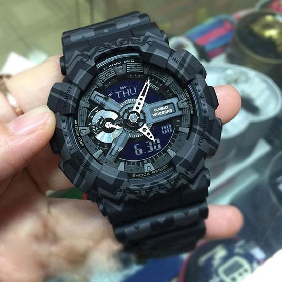 38fec9b77fd Relógio G Shock Ga 100by 1adr